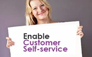 customer experience self service