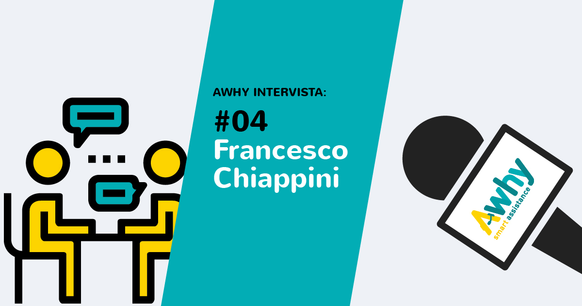 Intervista Francesco Chiappini