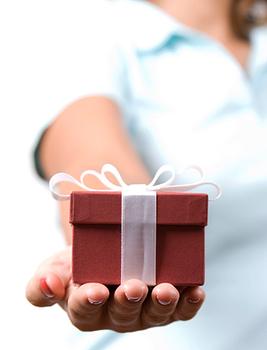fidelizzazione clienti regali