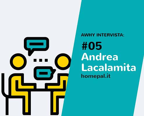 Intervista Andrea Lacalamita